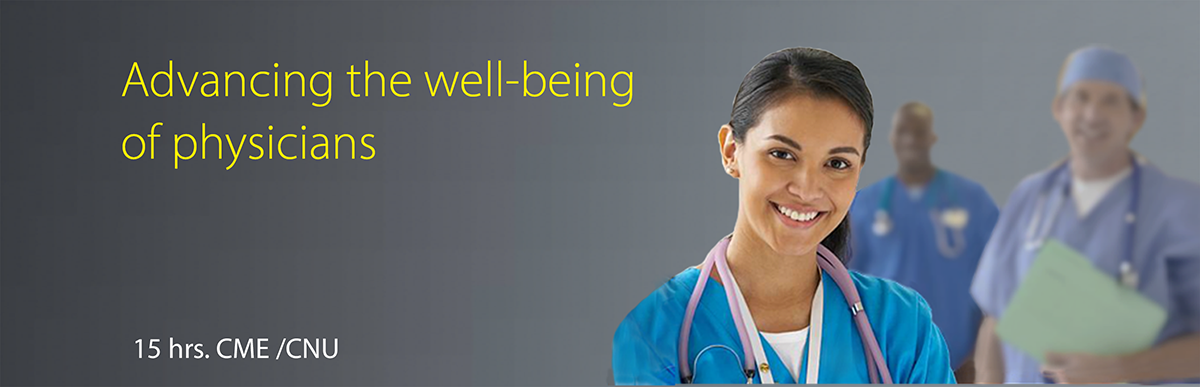Advanced Physician Wellness - Advancing the well being of physicians